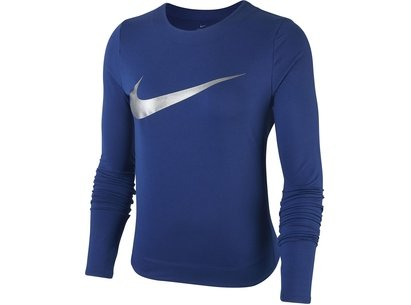 Nike Dry Element Running Top Ladies