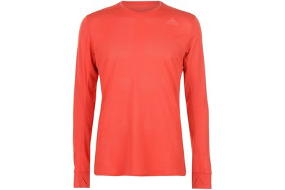 adidas Supernova Long Sleeve T-Shirt Mens