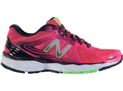 New Balance W 680v4 Ladies Running Shoes