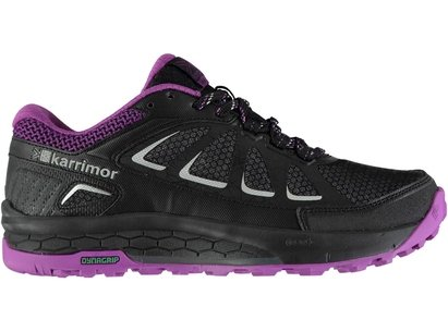 Karrimor Rapid Trail Running Shoes Ladies