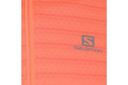Salomon Half Zip Top Ladies