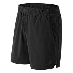 New Balance Core 2in1 Running Shorts Mens