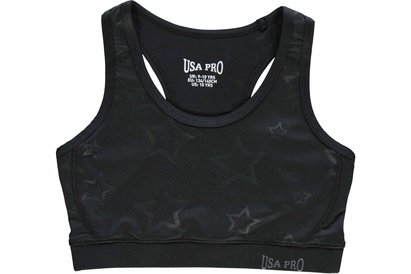 USA Pro Fitness Crop Top Junior Girls