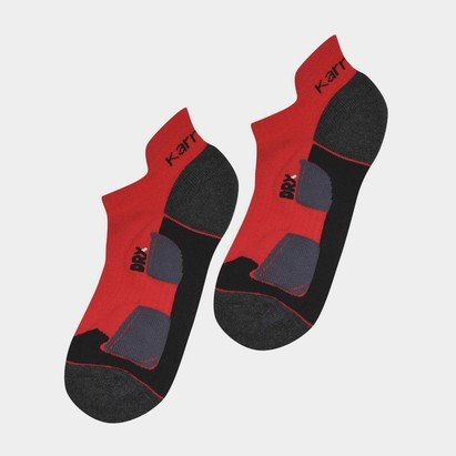Karrimor 2 Pack Running Socks Mens