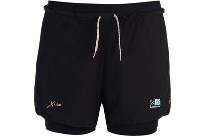 Karrimor X Lite 2 in 1 Shorts Ladies
