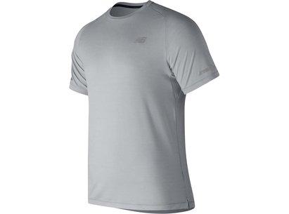 New Balance Seasonless Short Sleeve Performance Top Mens