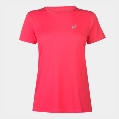 Asics Core Running T Shirt Ladies