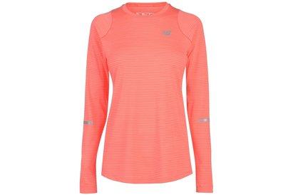 New Balance Seasonless Long Sleeve T-Shirt Ladies