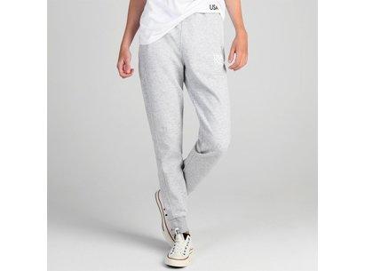 USA Pro Jacquard Fleece Pants Ladies