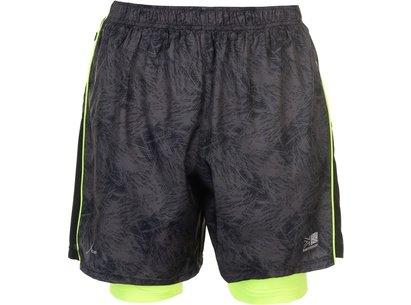 Karrimor XLite 2in1 Performance Shorts Mens