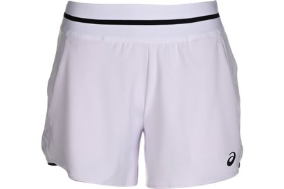 Asics Club Knit Tennis Shorts Ladies