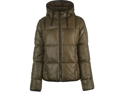 USA Pro Quilted Jacket Ladies