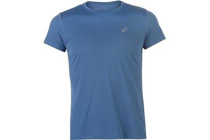 Asics Short Sleeve Running T-Shirt Ladies