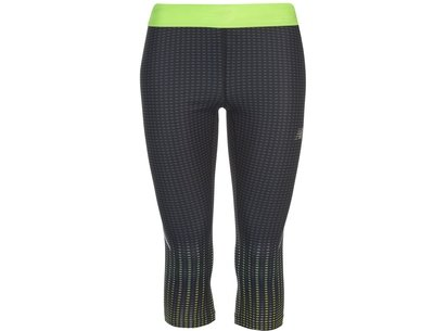 New Balance Accelerate Capri Tights Ladies