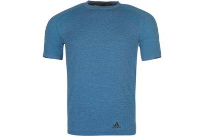 adidas Primeknit T-Shirt Mens