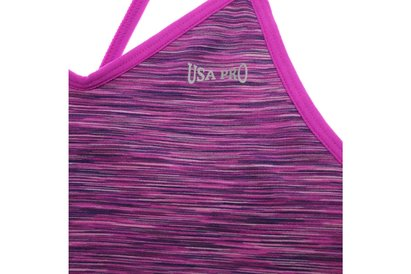 USA Pro Seamless Vest Junior Girls