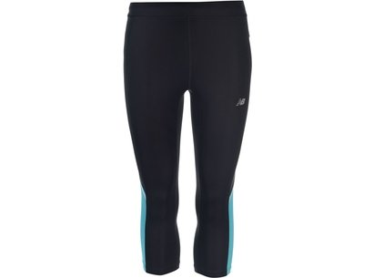 New Balance Accelerate Capri Leggings Ladies