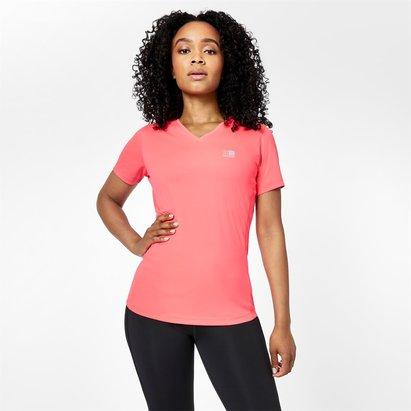Karrimor Short Sleeve Run T Shirt Ladies