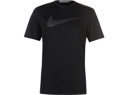 Nike Breathe Top Mens