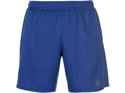New Balance 7inch 2 in 1 Shorts Mens
