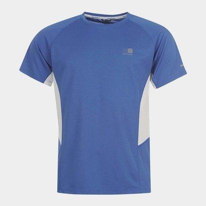 Karrimor Short Sleeve Run T-Shirt Mens