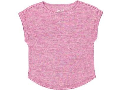 USA Pro Boyfriend T Shirt Junior Girls