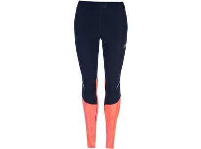 New Balance Accelerate Printed Tights Ladies