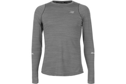 New Balance Seasonless Long Sleeve T Shirt Mens