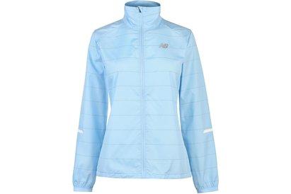 New Balance Reflect Pack Away Jacket Ladies