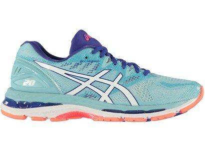 Asics Gel Nimbus 20 Running Shoes Ladies