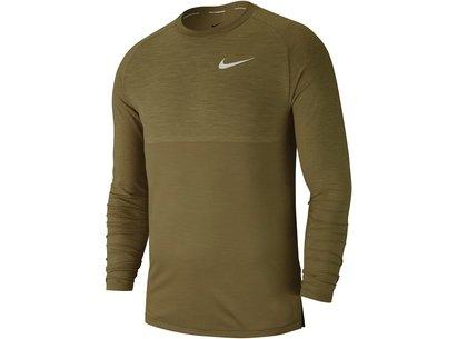 Nike Medalist Long Sleeve Top Mens