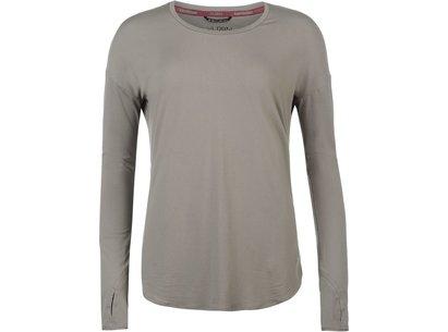 Karrimor Urban Long Sleeve Running T-Shirt Ladies