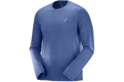 Salomon Pulse Long Sleeve Performance Top Mens