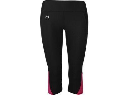Under Armour Fly By Capris Ladies