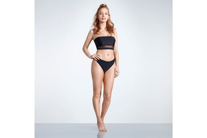 USA Pro Bardot Bikini Bottoms Ladies