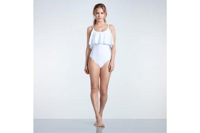 USA Pro Frill Swimsuit Ladies