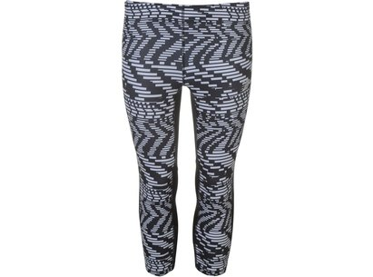 New Balance Impact Print Capris Ladies
