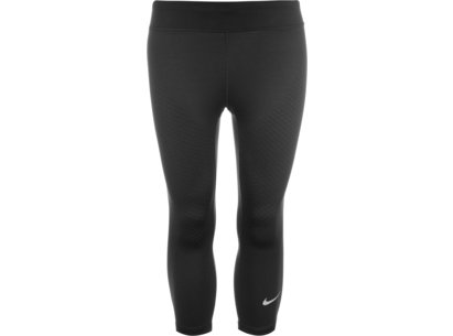 Nike Zonal Strength Capri Training Pants Ladies