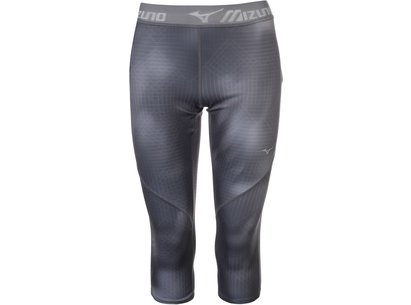 Mizuno Impulse  three quarter Fitness Leggings Ladies