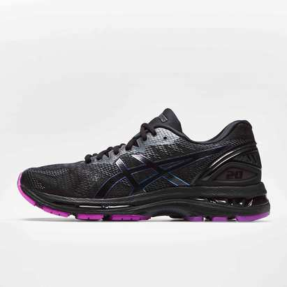 Asics Nimbus 20 Running Trainers Ladies