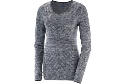 Salomon Elevate Long Sleeve T Shirt Ladies