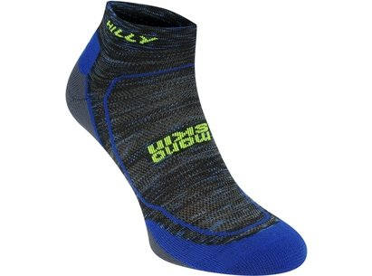 Hilly Lite Comfort Running Socks Unisex Adults