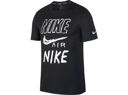Nike Breathe GX T Shirt Mens