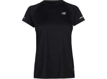 New Balance Ice T Shirt Ladies