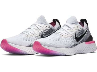 Nike Epic React Flyknit 2 Ladies Running Shoes