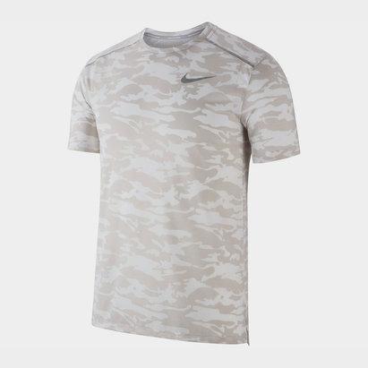Nike Rise 365 Short Sleeve T Shirt Mens