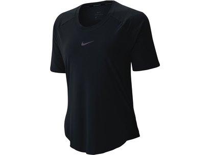 Nike Short Sleeve City T Shirt Ladies