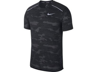 Nike Tech Knit Short Sleeve T Shirt Mens