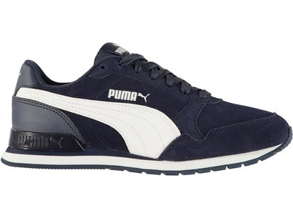 Puma ST Runner v2 Suede Juniors Trainers