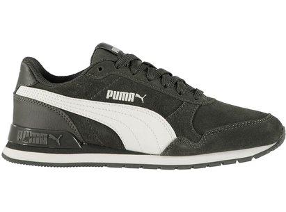 Puma ST Runner v2 Suede Juniors Trainers